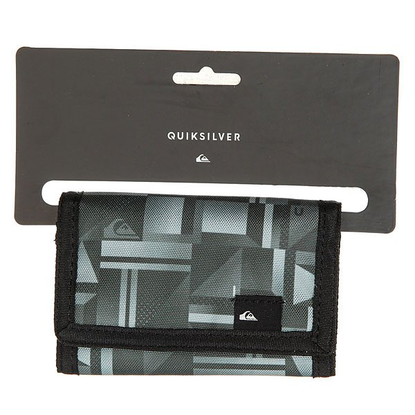Кошелек Quiksilver The Everyday Black Miror