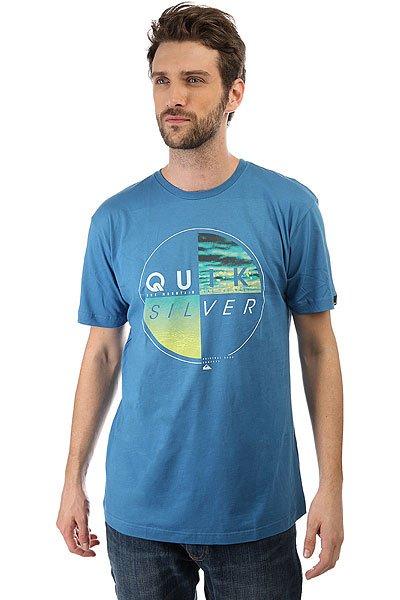 Футболка Quiksilver Blazed Vallarta Blue