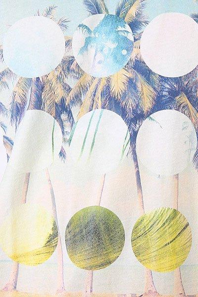Футболка Quiksilver Lostparadise White