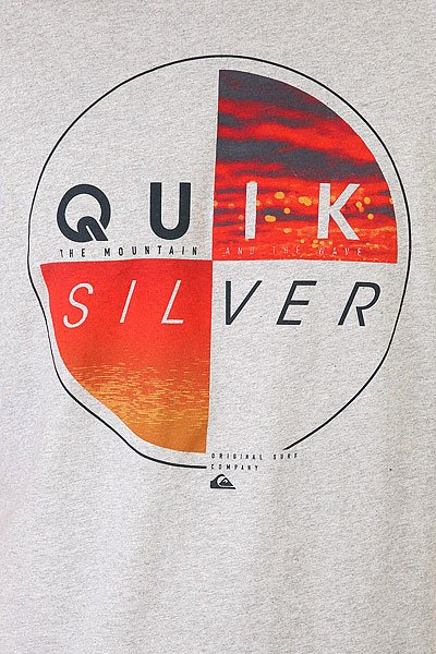 Футболка Quiksilver Blazed Athletic Heather