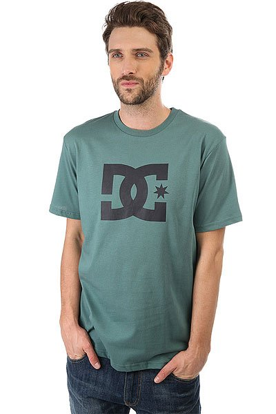 Футболка DC Shoes Star Sea Pine