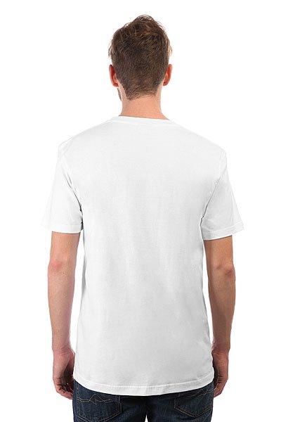 Футболка классическая MyTarget Logo Mycom Matreshka Белая