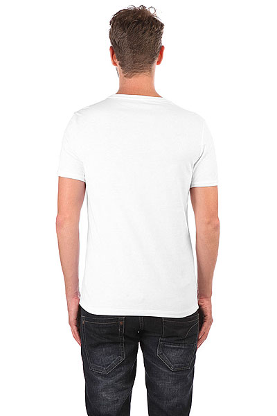 Футболка Wearcraft Premium Slim Fit MyTarget Logo Белая