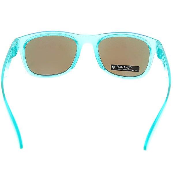 Очки женские Roxy Runaway Shiny Crystal Blue