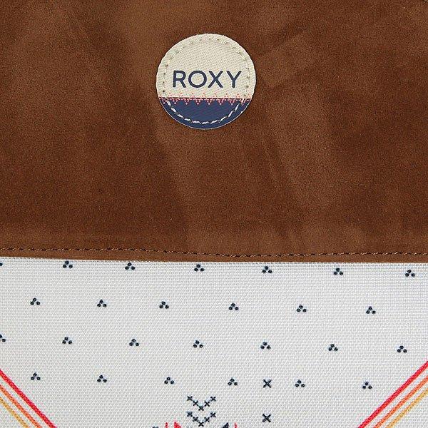 Рюкзак городской женский Roxy Sugar Baby Soul Marshmallow Tex Mex