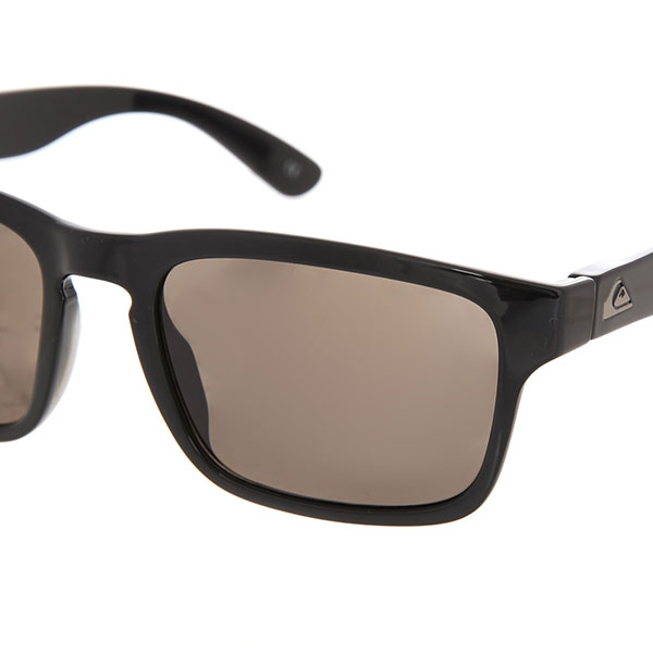 Очки Quiksilver Stanford Shiny Black/Grey