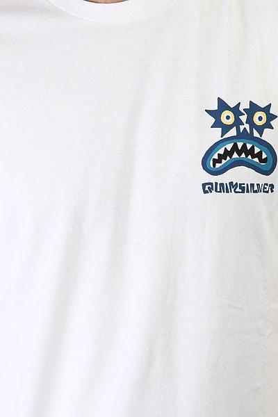 Футболка Quiksilver Boogeymansst White