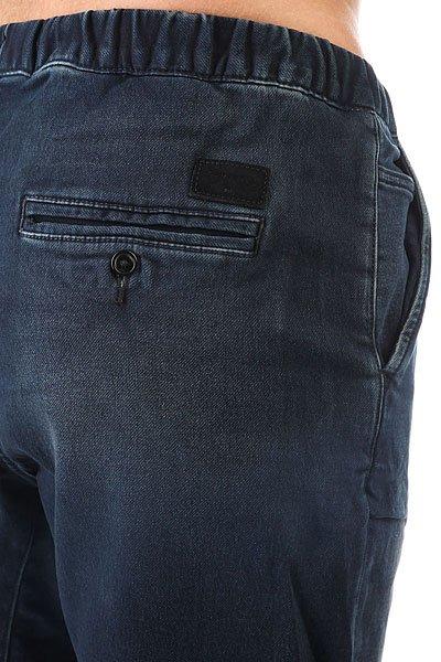 Шорты джинсовые Quiksilver Fonshrblblk Blue Black