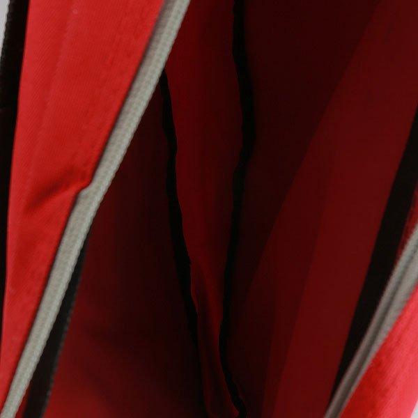 Сумка для документов MyTarget Конференц Pittsburgh Logo Красный/Серый