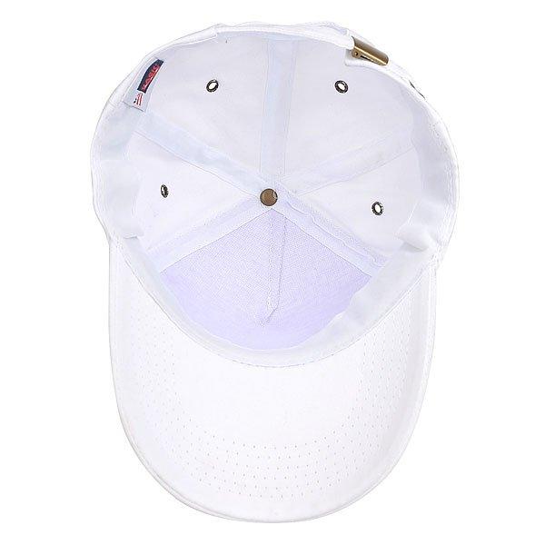 Бейсболка Классическая MyTarget New York Logo Белая