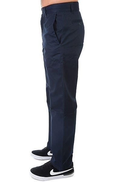 Штаны прямые DC All Season Pant Black Iris