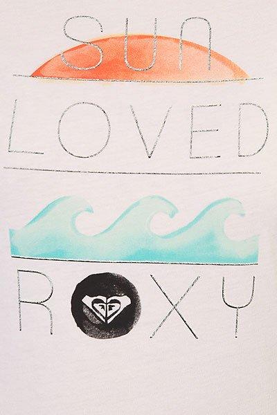 Футболка женская Roxy Itty Be Loved White