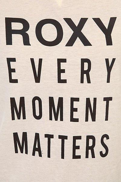 Футболка женская Roxy Minorswingc Marshmellow