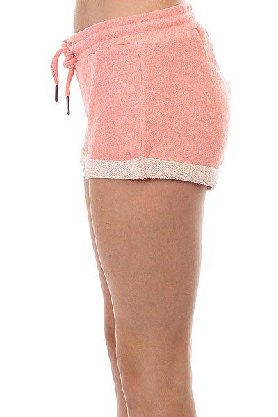 Шорты классические женские Roxy Signatureshort Lady Pink
