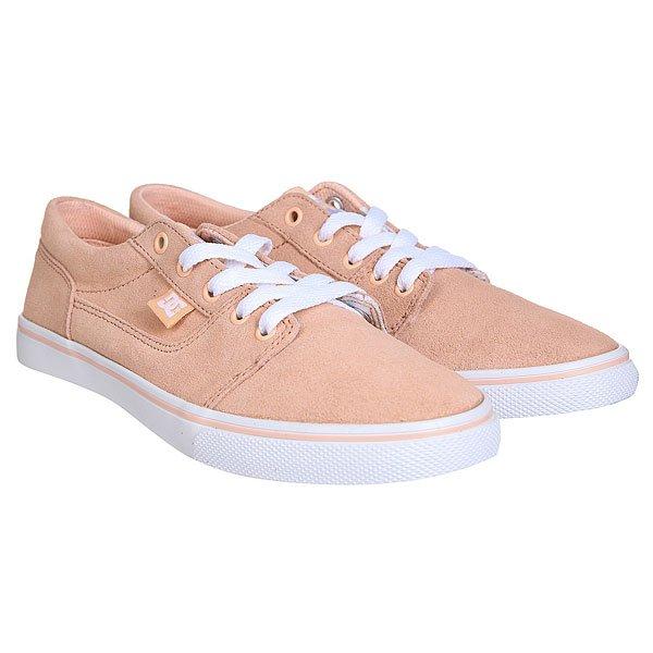 Кеды низкие женские DC Tonik W Se Peach Cream