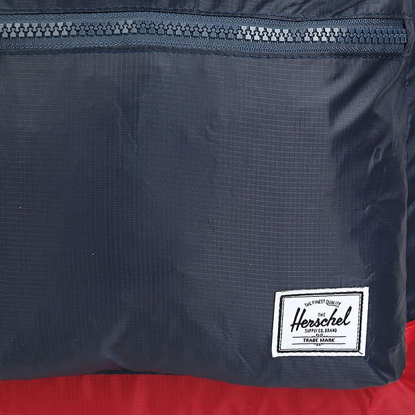 Рюкзак городской Herschel Packable Daypack Navy/Red