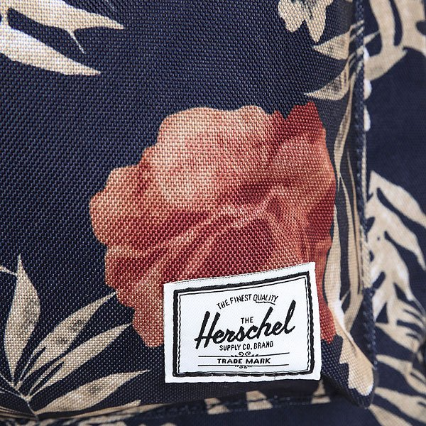 Рюкзак городской Herschel Classic Mid-volume Peacoat Floria