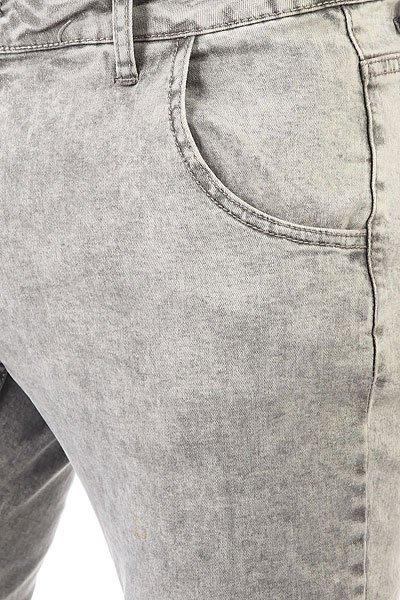 Джинсы узкие НИИ Slim Flex Grey