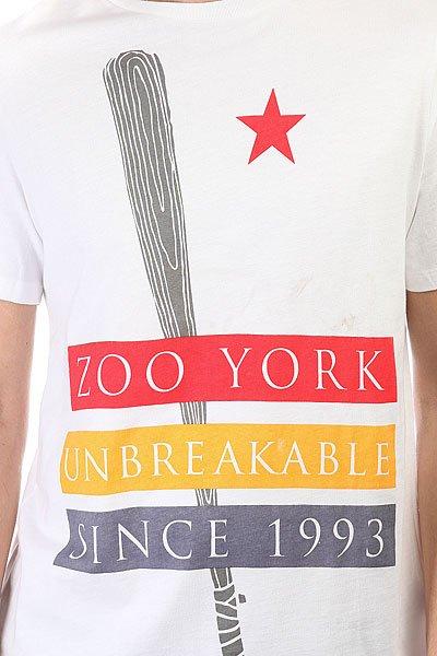 Футболка Zoo York Zys11-90366 White
