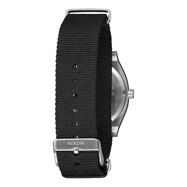 Кварцевые часы Nixon Time Teller Gunmetal Sunray/Black