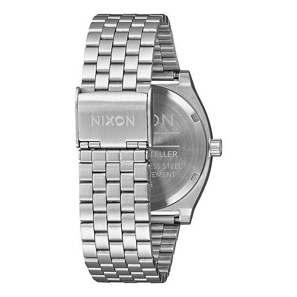 Кварцевые часы Nixon Time Teller Seafoam Lum