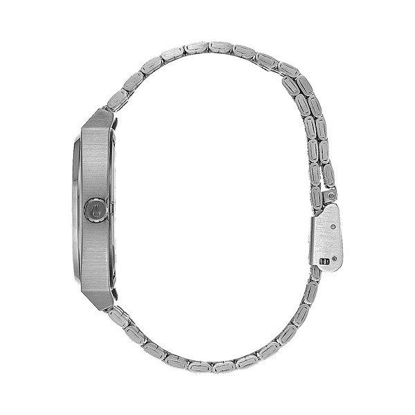 Кварцевые часы Nixon Time Teller Wood/Silver