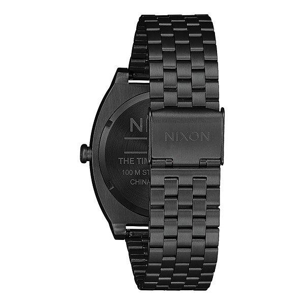 Электронные часы Nixon Time Teller Digi Black