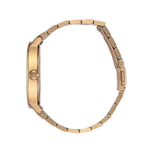 Кварцевые часы женские Nixon Arrow Gold