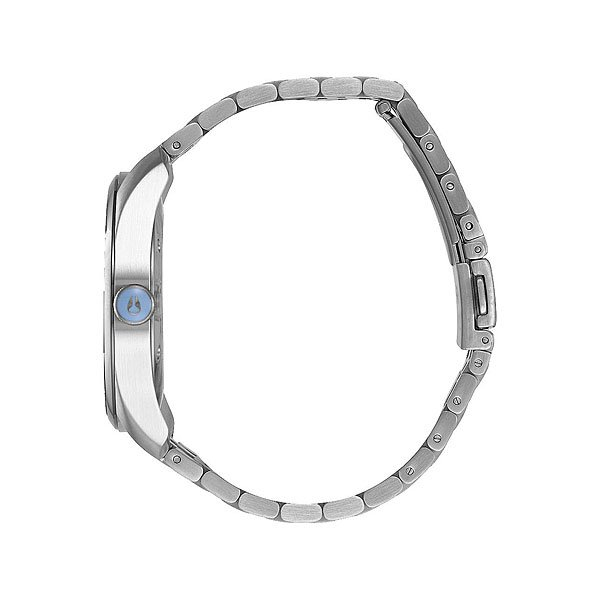 Кварцевые часы женские Nixon Bullet Silver/Sky/Gunmetal