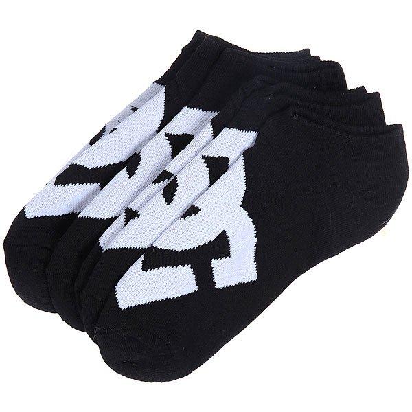 Носки низкие DC Suspension 3pk Black
