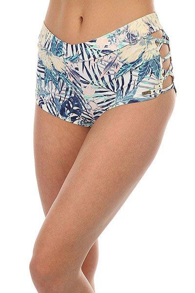 Шорты пляжные женские Roxy Easy Peasy Lycr Marshmallow Beyond