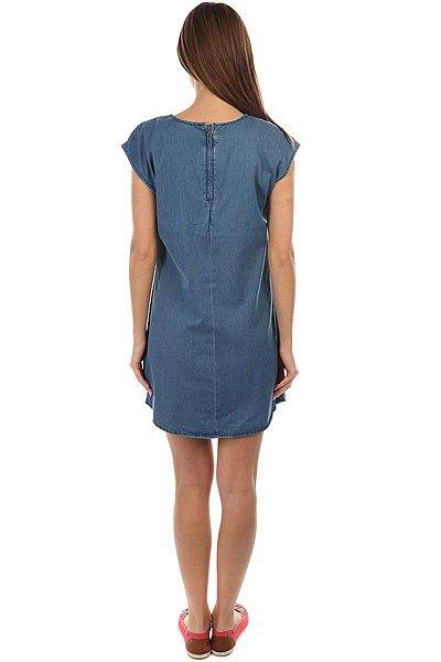 Платье женское Roxy Aftersurfing Medium Blue
