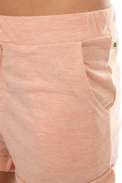 Шорты классические женские Roxy Betterplace Peach Pearl