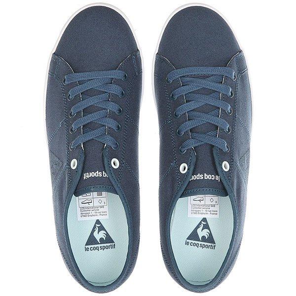 Кеды низкие женские Le Coq Sportif Setone Cvs Majolica Blue/Wan Blue