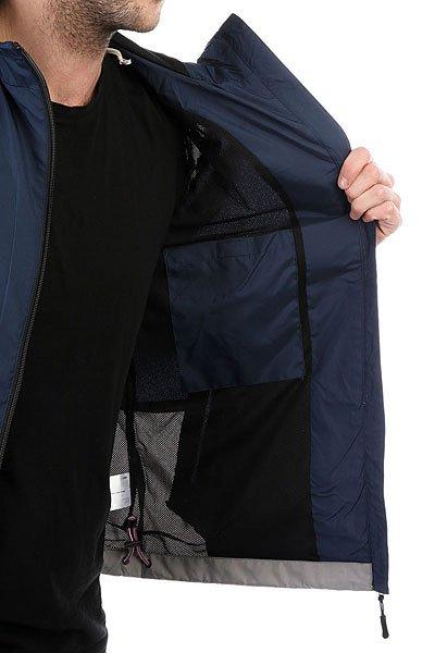Ветровка Le Coq Sportif Asйlias Windbreaker Dress Blues/Titani