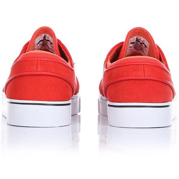 Кеды низкие Nike Zoom Stefan Janoski Max Orange/White Black