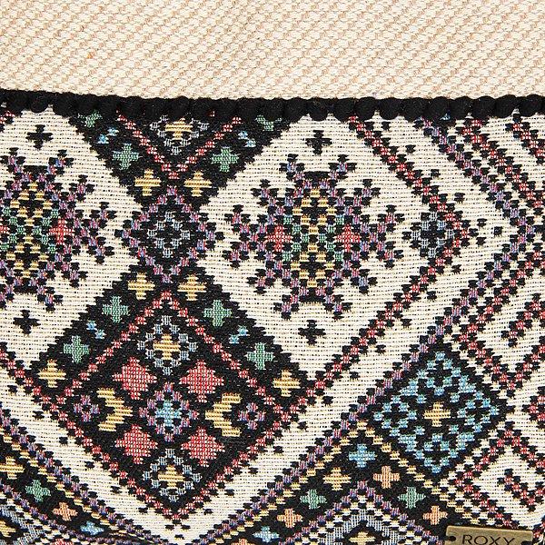 Сумка для документов женская Roxy Folk Caramba Anthracite