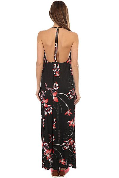 Платье женское Roxy Surf Power Dres Anthracite Mistery