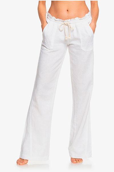 Штаны широкие женские Roxy Oceanside Pant Sea Salt