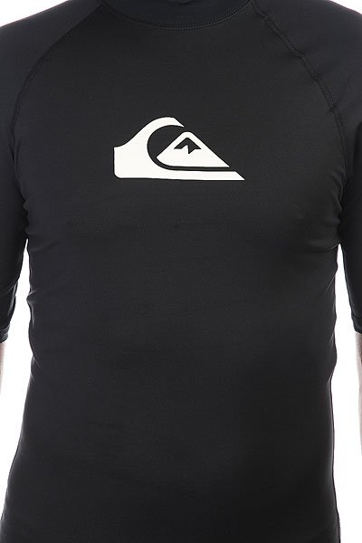 Гидрофутболка Quiksilver All Time Black