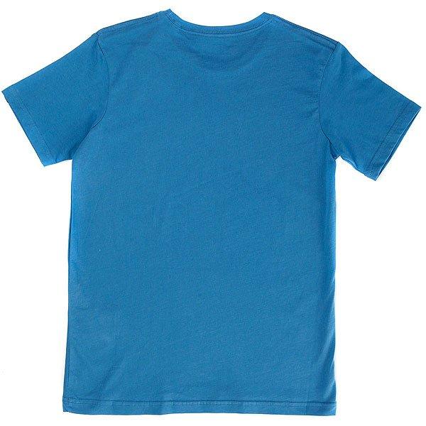 Футболка детская Quiksilver Ssclteyousilver Vallarta Blue