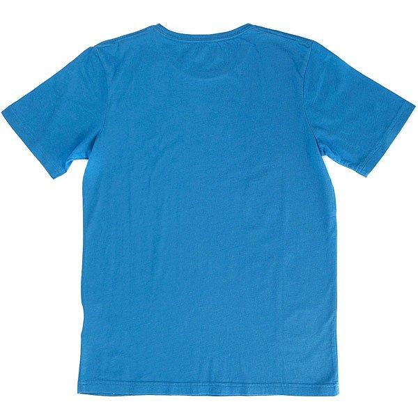 Футболка детская Quiksilver Sscltyopalmskul Blue