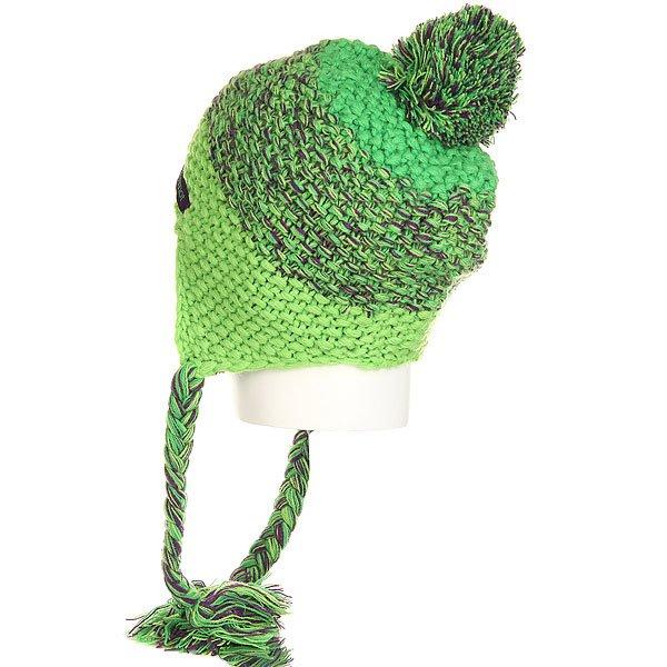 Шапка ушанка женская Marmot Gracie Hat Green Envy