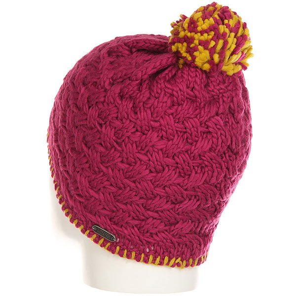 Шапка женская Marmot Denise Hat Berry Rose