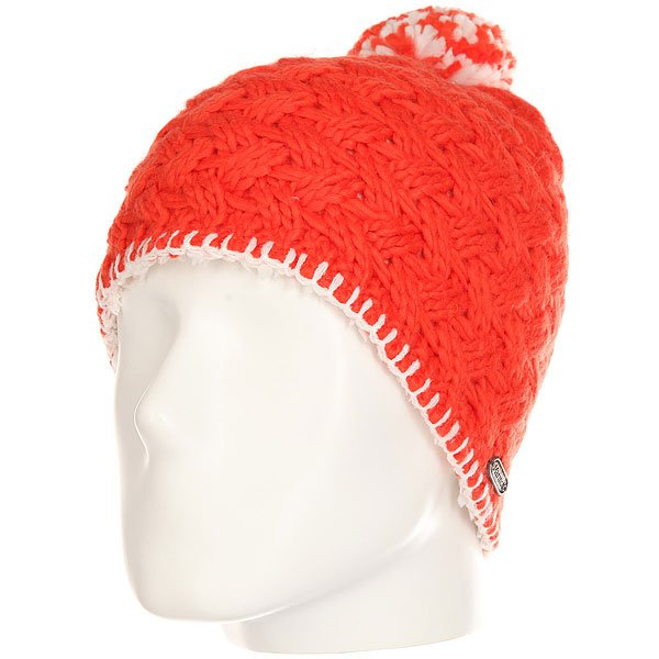 Шапка женская Marmot Denise Hat Coral Sunset