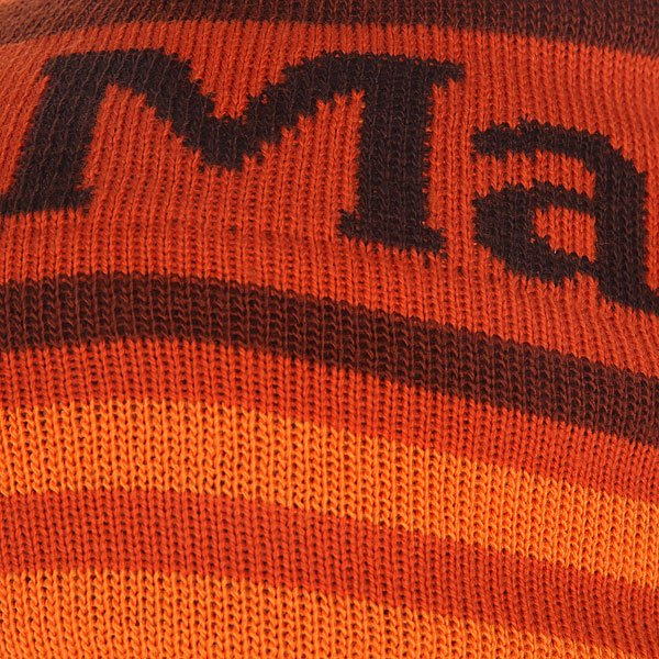 Шапка Marmot Powderday Beanie Orange Haze