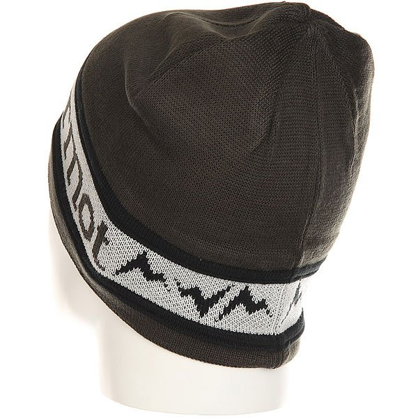Шапка Marmot Spike Hat Dark Granite/Glacier Grey