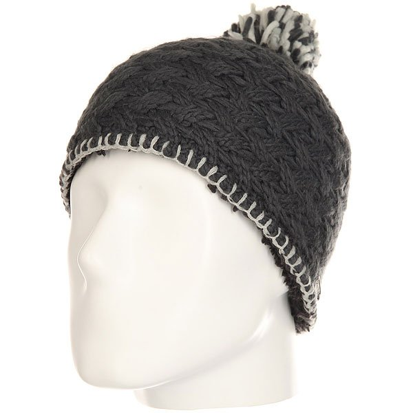 Шапка женская Marmot Denise Hat Dark Steel