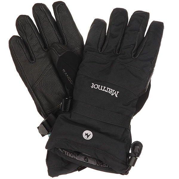 Перчатки сноубордические Marmot Randonnee Glove Black