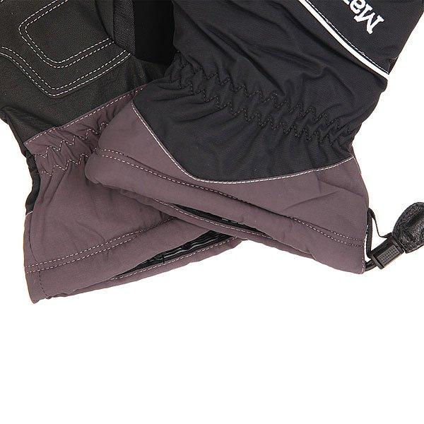 Перчатки сноубордические Marmot Caldera Glove Black/Dark Granite